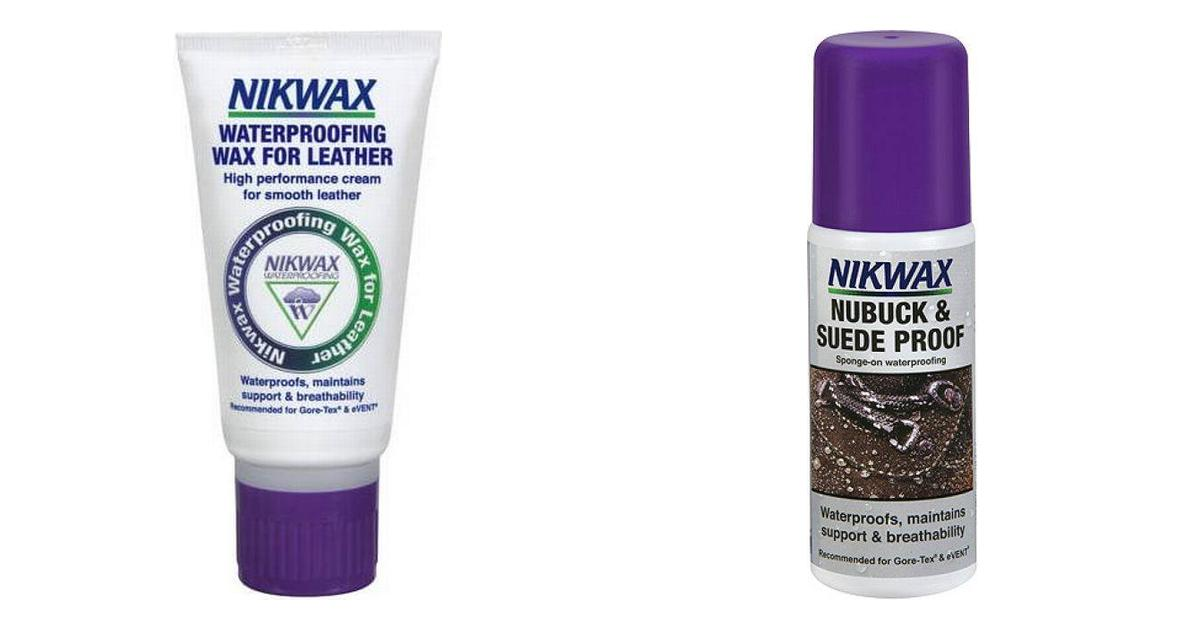 Nikwax Impregnering (6 produkter) hos PriceRunner • Se