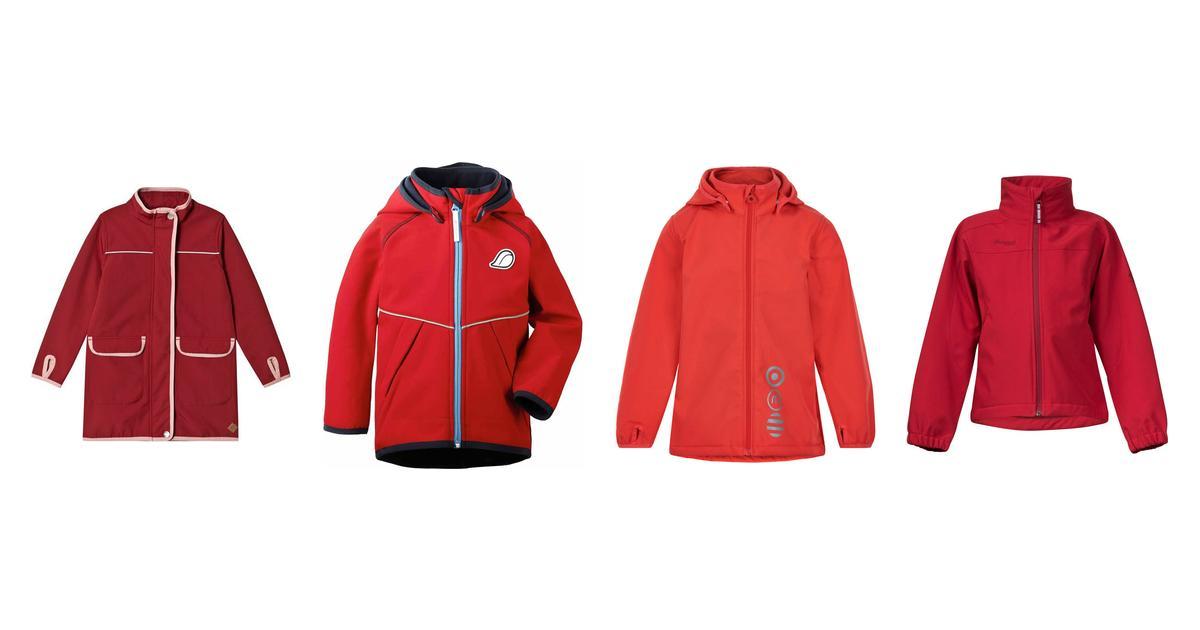 Siam 700 Softshell Jacket softshelljacka för barn