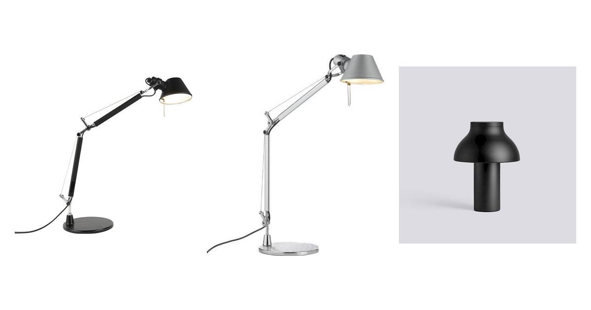Aluminium Skrivbordslampor (45 produkter) hos PriceRunner