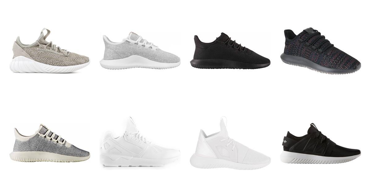 Adidas Tubular Instinct White • Se priser (2 butiker) »