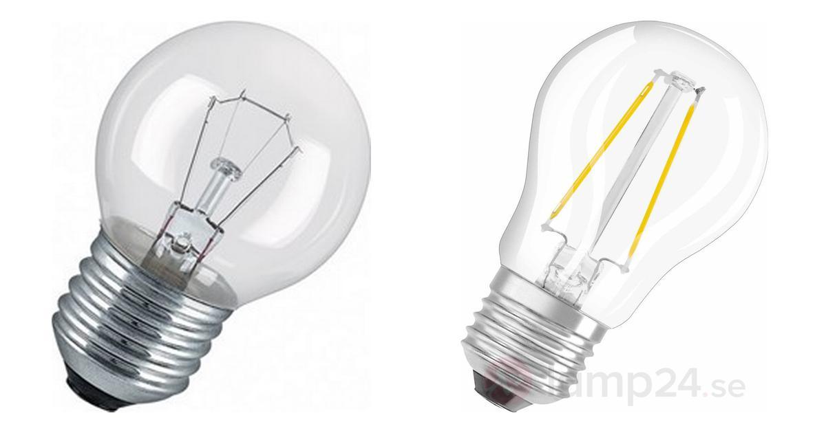 Glödlampa e27 klot • Hitta det lägsta priset hos PriceRunner